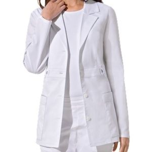 NWT Dickies | Gen Flex White Contemporary Lab Coat